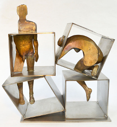flatmensquared No. 14 | Bronze