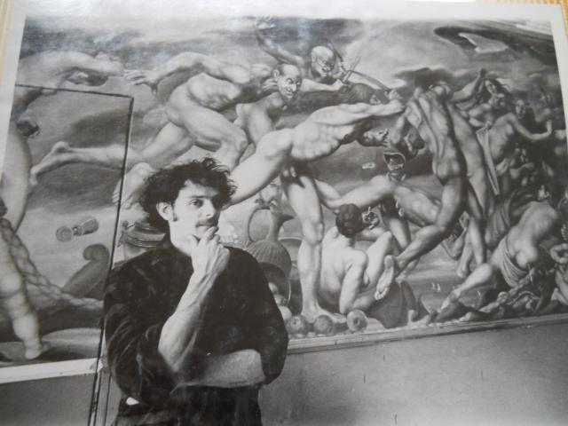 Ernest Montenegro Portrait
